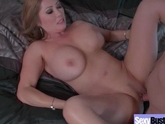 (Kianna Dior) Superb Milf With Big Juggs In Hardcore Sex Tape clip-26