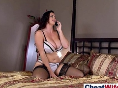 Cheating Hardcore Sex Tape With Wild Horn-mad Naughty Housewife (alison tyler) mov-02