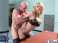 Intercose In the first place Cam With Sexy Busty Slut Office Girl (alix lynx) mov-03