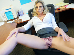 Spy Fam Step-Son Sexually Harassed By Step-Mom  Cory Chase At Action