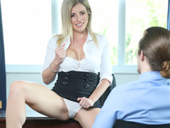 Sexy Milf In excess of Dirty Work -  Cory Chase In the porn scene