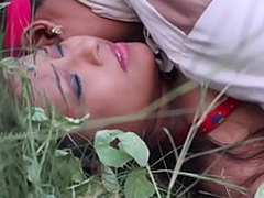Hot Indian quick films- Hot Bhabhi Ke Najayaj Sambandh-hot big boob comport oneself