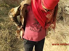Outdoor legal age teenager phase fucking Big flannel indian Desi girl Rani Singh