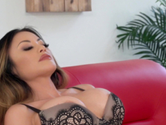 Kaylani Lei is a tattooed chick in need of a hunk's learn of