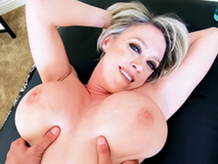 Insatiable MILF Has Massage Appointment