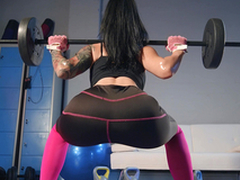 Post Workout Rubdown Featuring Katrina Gouge out - Brazzers HD