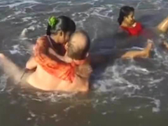 indian sex fuckfest on the beach