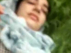 Paki Girl OutDoor Drilled by Bf