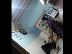 Indian Doctor ID patient Coupled with Drilled hard