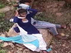 Indian College Girl OutDoor Sexual connection With Bf