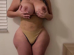 Getting seduced by my girlfriend's lascivious thick MILF XXX mom
