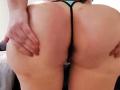 Fabulous thick booty be incumbent on an Indian hot milf XXX babe Lana in action