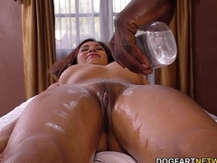 Jade Jantzen Tries BBC Anal Be worthwhile for The First Time