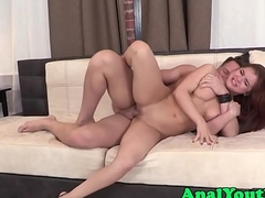 Glam eurobabe asfucked by lover